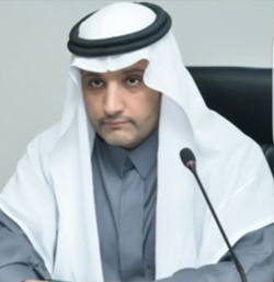 His Excellency Dr. Badr Bin Abdullah Al Dahmash