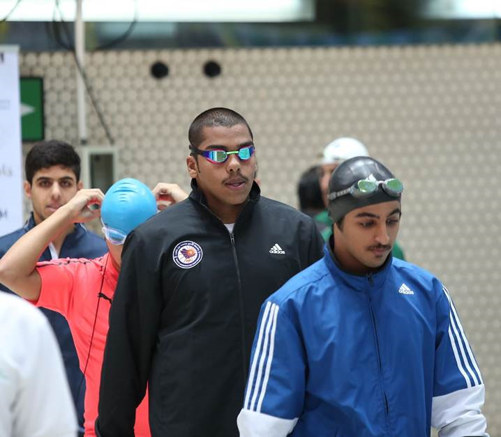 Saudi University Sports Federation Swimming Competition